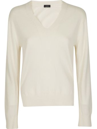 Joseph Classic V-neck Sweater