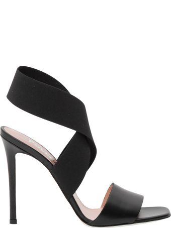 Pollini Elastic Band Sandals