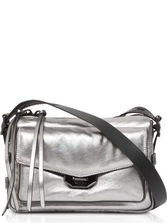 Rag & Bone Aluminum Small Field Messenger Bag
