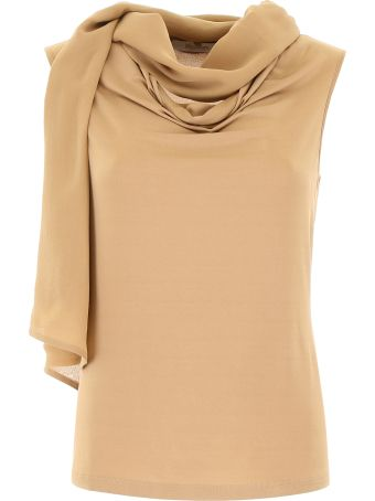 Max Mara Top With Scarf