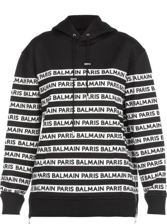 Balmain Sweatshirt With Logo