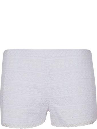 Charo Ruiz Embroidered Shorts