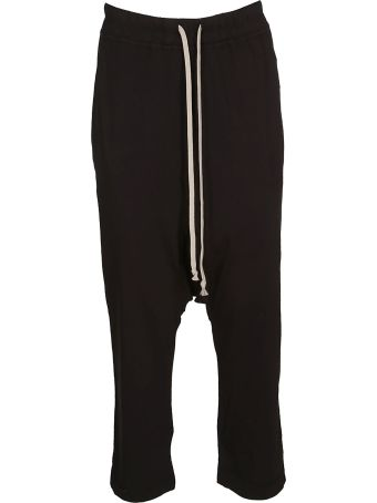 DRKSHDW Drop Crotched Track Pants