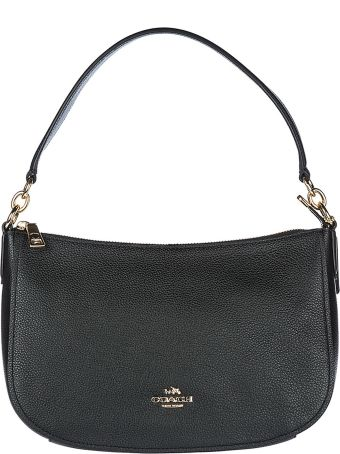 Coach  Leather Shoulder Bag Chelsea