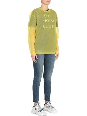 McQ Alexander McQueen Double Layer T-shirt