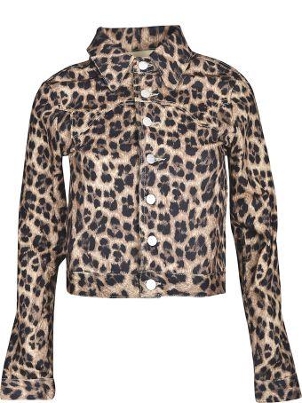 miaou Leopard Print Jacket