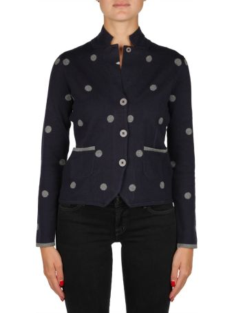 Sun 68 Wool And Cotton Jacket