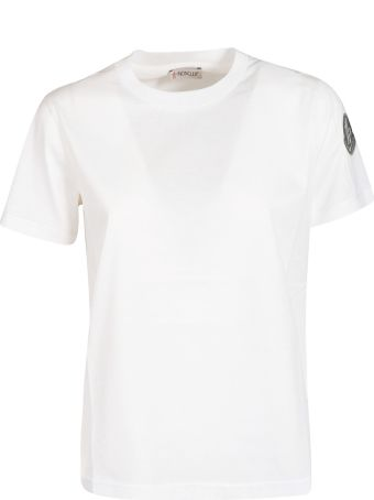 Moncler Logo Patched T-shirt