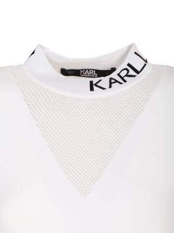Karl Lagerfeld Karl Lagerfel mock shirt