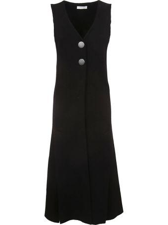 Charlott Button Dress