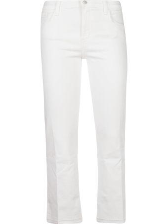 J Brand Selena Mid-rise Jeans