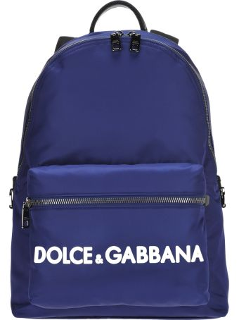 Dolce & Gabbana Dolce&gabbana Back Pack  Rubber Injection