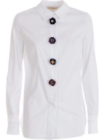 Mantù Mantu Floral Button Shirt