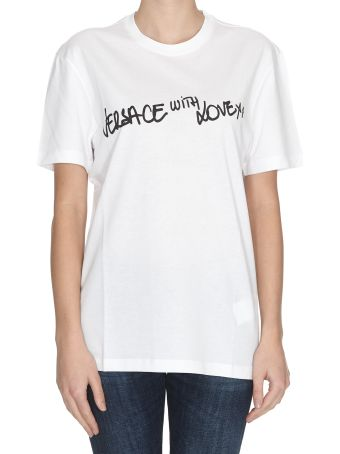 Versace Versace With Love T-shirt