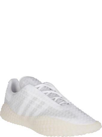 Craig Green White Cg Graddfa Akh Rubber Sneakers