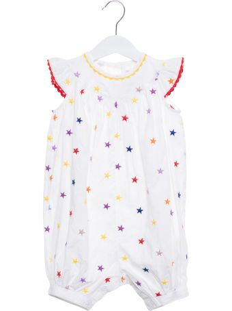 Stella McCartney Star Embroidered All-in-one