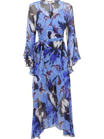 Diane Von Furstenberg Lizella Maxi Dress