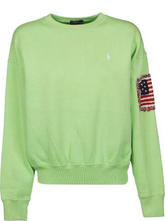 Ralph Lauren Embroidered Sweatshirt