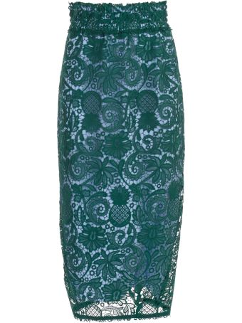 N.21 Floral Lace Skirt