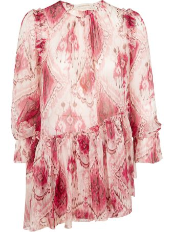 Zimmermann Printed All-over Blouse