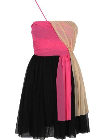 MSGM Mini Dress Wrap
