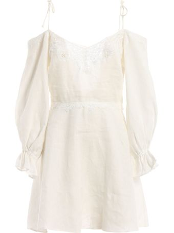 Ermanno Scervino Lingerie A-line Mini Dress