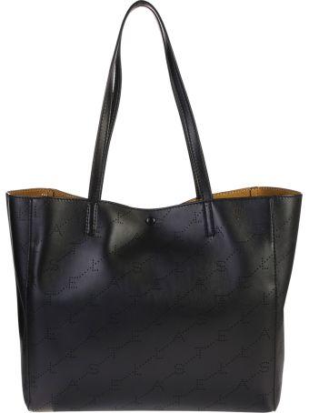 Stella McCartney Black Monogram Small Bag