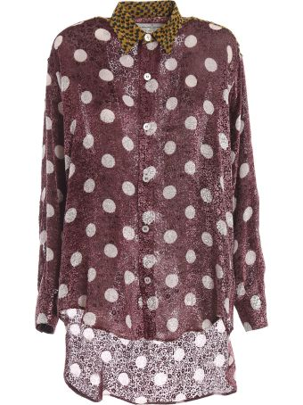 Golden Goose Lavanda Shirt