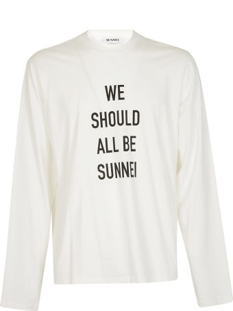 Sunnei Printed Sweatshirt