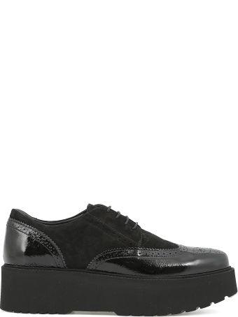 Hogan Leather Lace-up Shoe