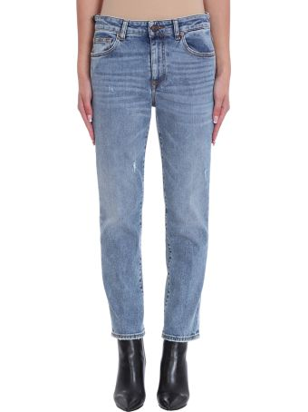 Mauro Grifoni Neroly Blue Wash Jeans