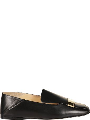 Sergio Rossi Classic Slippers