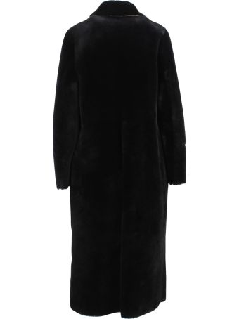 Rochas Lambleather Coat