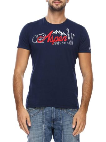 MC2 Saint Barth T-shirt T-shirt Men Mc2 Saint Barth