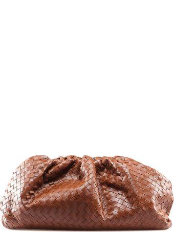 Bottega Veneta Intreccio Velvet Bag