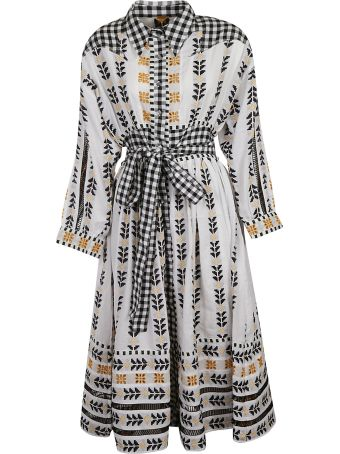 Dodo Bar Or Embroidered Summer Dress