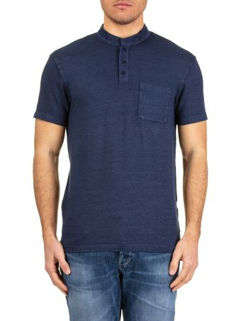 Daniele Fiesoli Daniele Fiesoli Linen Blend T-shirt