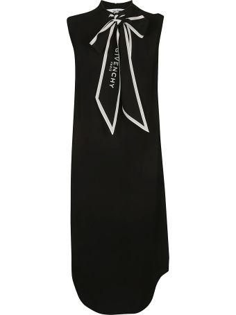 Givenchy Oversized Ascot Dress