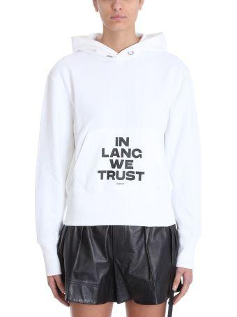 Helmut Lang Standard Hoodie Sweatshirt