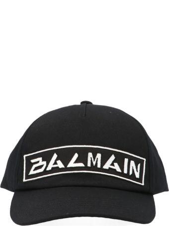 Balmain 'japan Logo' Cap