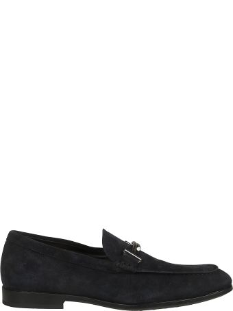 Tod's Double T Embellished Loafers