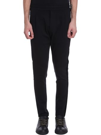 Low Brand Baldi Cotton Pants