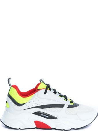 Dior Homme Dior Homme White Sneakers