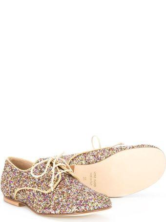 Prosperine Glitter Derby Shoes