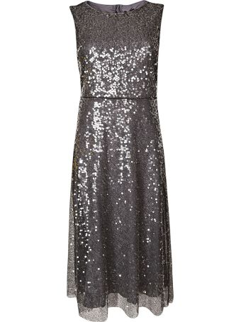 Ermanno Ermanno Scervino Sequin Embellished Dress