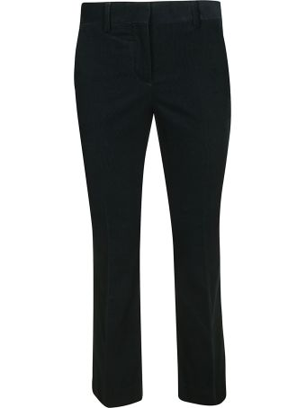 Brag-Wette Flared Trousers