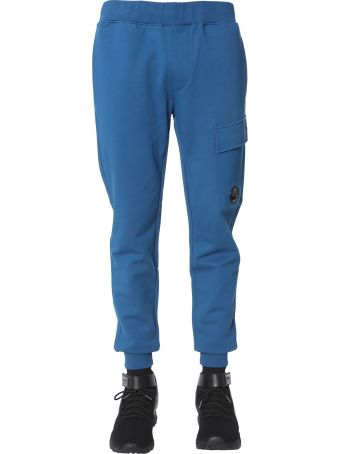 C.P. Company Cotton Sweatpants