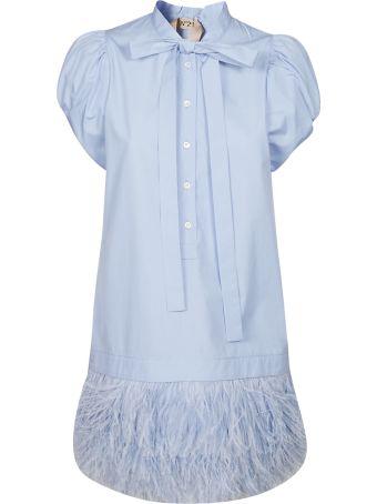 N.21 Fringed Detail Dress