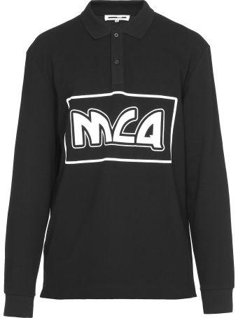 McQ Alexander McQueen Cotton Polo Shirt