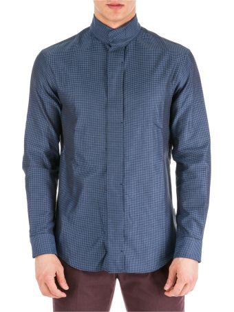Emporio Armani  Long Sleeve Shirt Dress Shirt